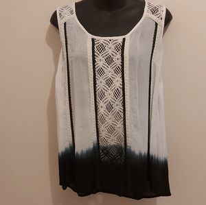3 for $25- Cream Brand Top, Size 40